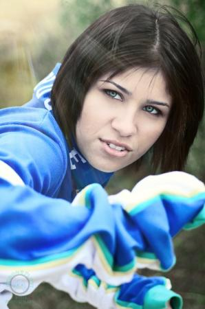 Uriko / Halfbeast (Catgirl) from Bloody Roar 3 worn by Anti Ai-chan