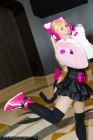 Lucky Chloe from Tekken 7 worn by Anti Ai-chan