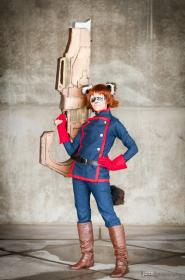 Rocket Raccoon  from Guardians of the Galaxy worn by Anti Ai-chan