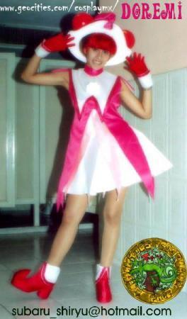 Doremi Harukaze from Ojamajo Doremi worn by EVA CHAN