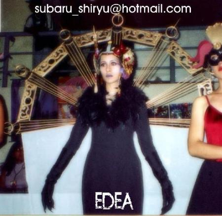 Edea from Final Fantasy VIII worn by EVA CHAN