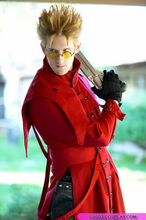 Vash the Stampede from Trigun worn by SozokuReed