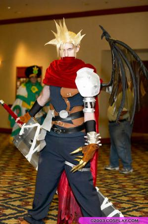 Cloud from Kingdom Hearts worn by SozokuReed