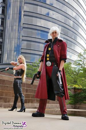 Dante from Devil May Cry 4 worn by SozokuReed
