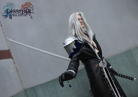 Sephiroth from Final Fantasy Dissidia worn by SozokuReed