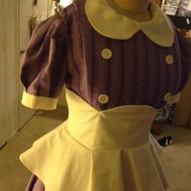 Little Sister from Bioshock 2 worn by Avianna