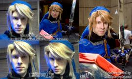 Link from Legend of Zelda: Twilight Princess worn by Avianna