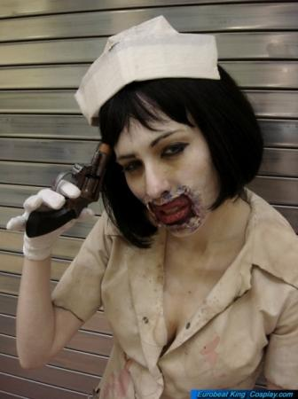 Nurse from Silent Hill 3