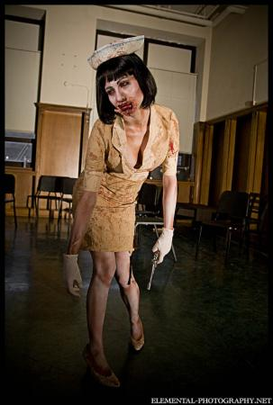 Nurse from Silent Hill 3 worn by Avianna