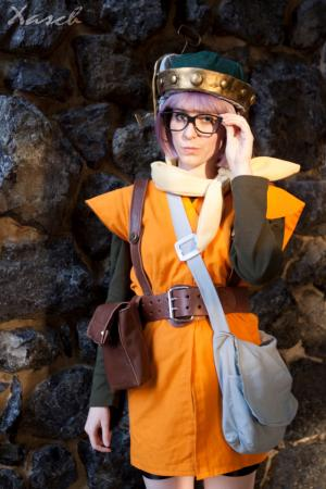 Lucca Ashtear from Chrono Trigger worn by Avianna