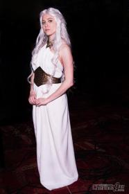 Daenerys Stormborn of House Targeryen from Game of Thrones worn by Avianna