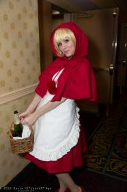 BB Hood / Bulleta from Darkstalkers  by Avianna