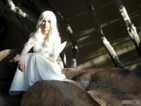 Amalthea from Last Unicorn worn by Avianna