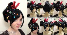 Vanellope Von Schweetz from Wreck-It Ralph worn by Avianna