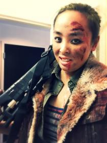 Andrea from Walking Dead, The worn by The Shining Polaris
