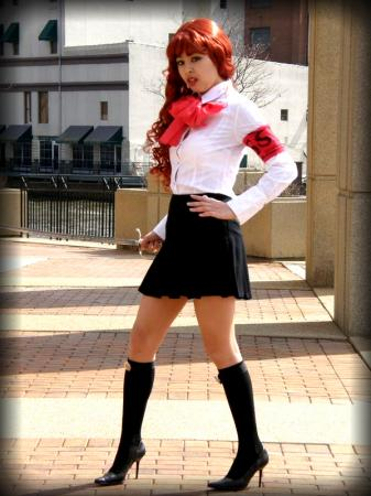 Mitsuru from Persona 3 worn by The Shining Polaris