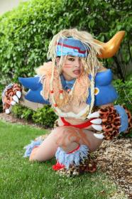 Rikku from Final Fantasy X-2 by The Shining Polaris
