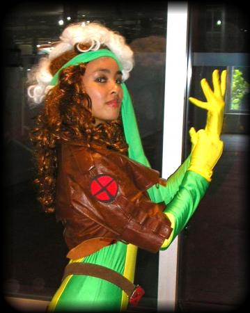 Rogue from X-Men worn by The Shining Polaris