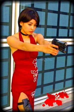 Ada Wong from Resident Evil 4 worn by The Shining Polaris