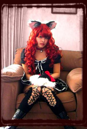 Neko - The Stars Shine Bright from Original: Gothic Lolita / EGL / EGA worn by The Shining Polaris