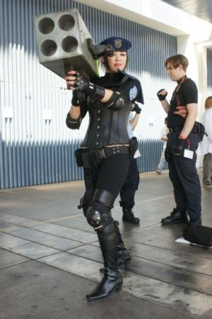 Jill Valentine from Resident Evil worn by The Shining Polaris