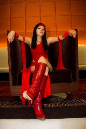 Elektra Natchios from Elektra worn by The Shining Polaris