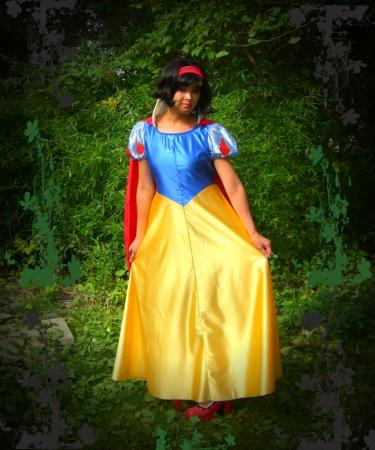 Snow White from Kingdom Hearts worn by The Shining Polaris
