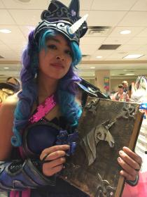 Nightmare Moon from My Little Pony Friendship is Magic  by The Shining Polaris