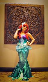 Ariel from Kingdom Hearts 2 worn by The Shining Polaris