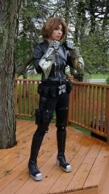 Daisy Johnson/Quake from Agents of S.H.I.E.L.D.  by The Shining Polaris