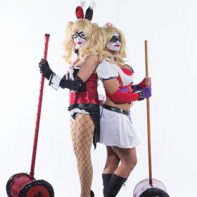 Harley Quinn / Dr. Harleen Francis Quinzel  	 from Batman worn by The Shining Polaris