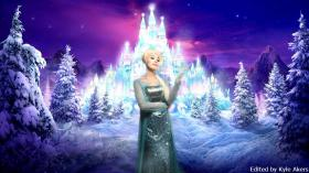 Elsa from Frozen by The Shining Polaris