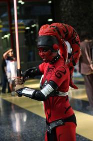 Darth Talon from Star Wars: Legacy worn by The Shining Polaris