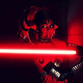 Darth Talon from Star Wars: Legacy