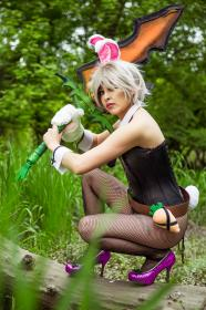 Riven from League of Legends by The Shining Polaris