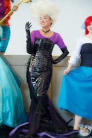 Ursula from Little Mermaid worn by The Shining Polaris