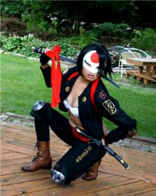 Katana from Suicide Squad, The worn by The Shining Polaris