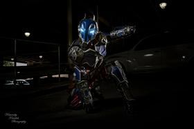 Arkham Knight from Batman: Arkham Knight