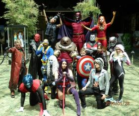 Psylocke from X Men: Apocalypse by The Shining Polaris