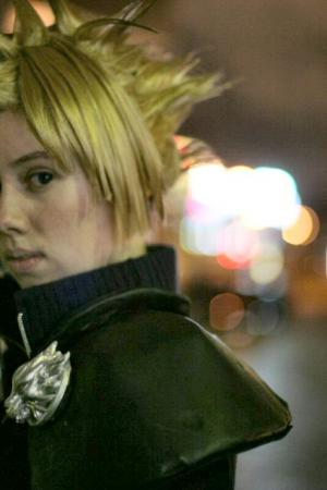 Cloud Strife from Kingdom Hearts 2 worn by StarDustShadow