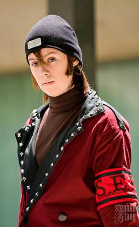 Shinjiro Aragaki from Persona 3 worn by StarDustShadow