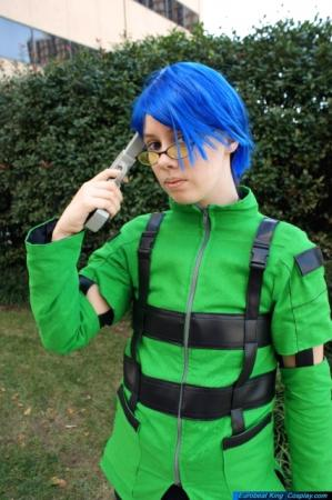 Jin Shirato from Persona 3 worn by StarDustShadow