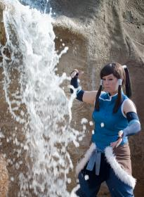 Korra from Legend of Korra, The  by StarDustShadow