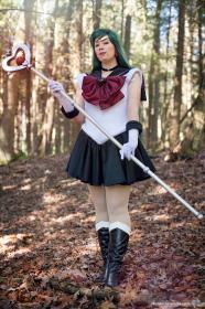 Super Sailor Pluto from Sailor Moon Super S by StarDustShadow