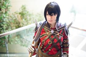 Hawke from Dragon Age 2 by StarDustShadow