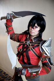 Hawke from Dragon Age 2 worn by StarDustShadow