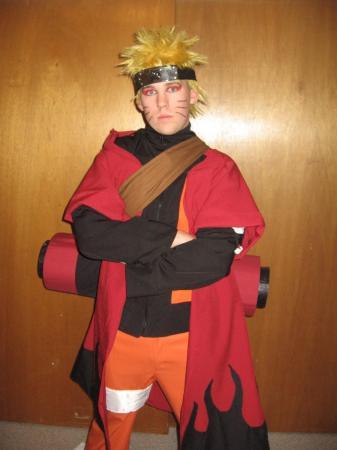 Naruto Uzumaki from Naruto Shippūden