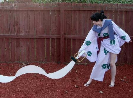Jakotsu from Inuyasha worn by Haven