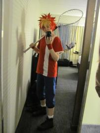 Spike / Kakeru from Ape Escape / Saru Get You worn by Haven
