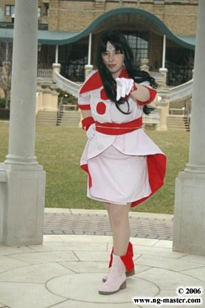 Skuld from Ah My Goddess worn by Anime Angel Blue